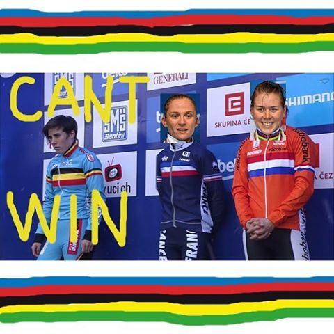 SPECIAL #NAWORLDS #NAWUCI COVERAGE: sorry @sannecant but this one kinda writes itself.