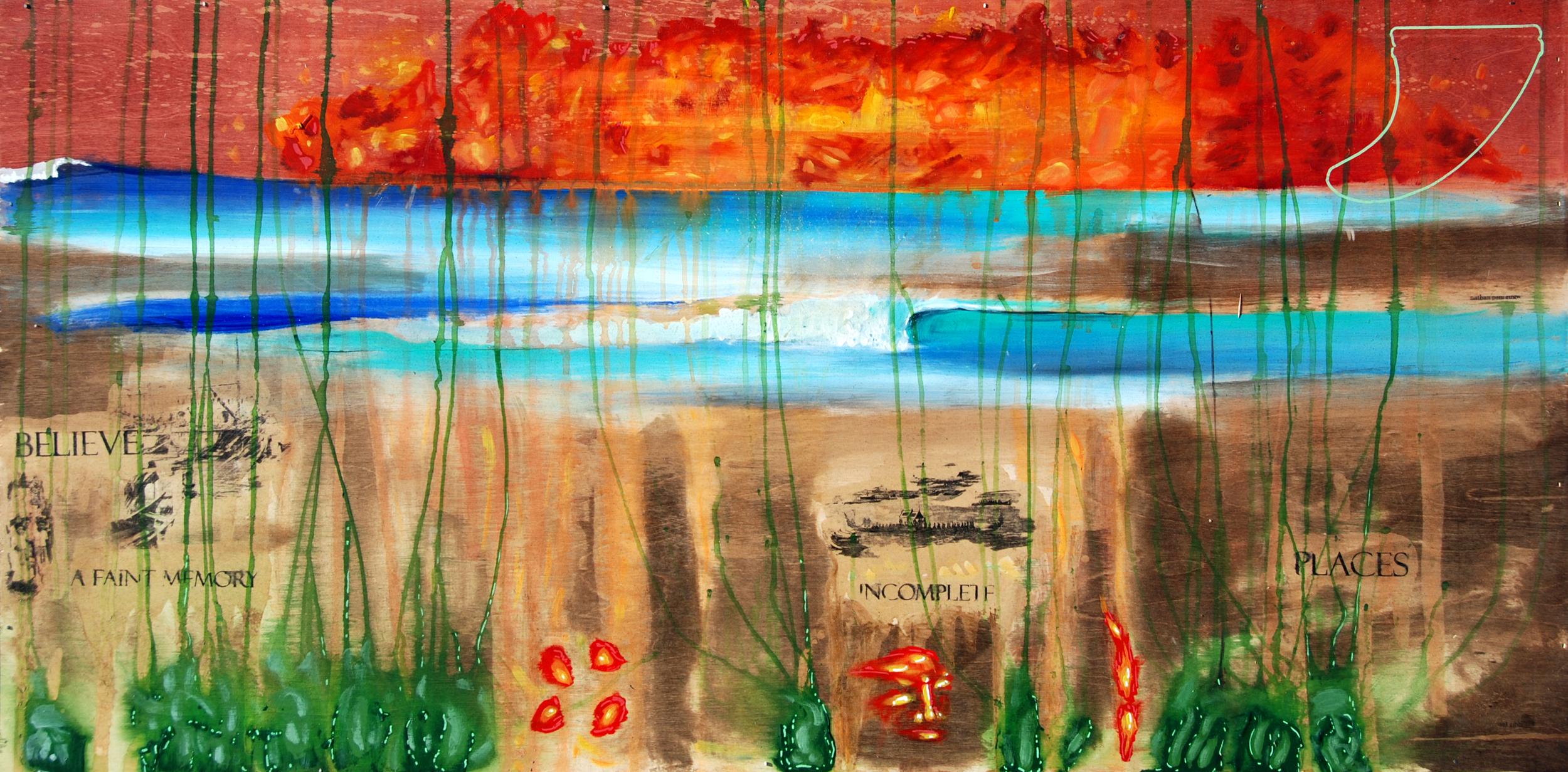 Believe a faint memory incomplete places surf art.jpg