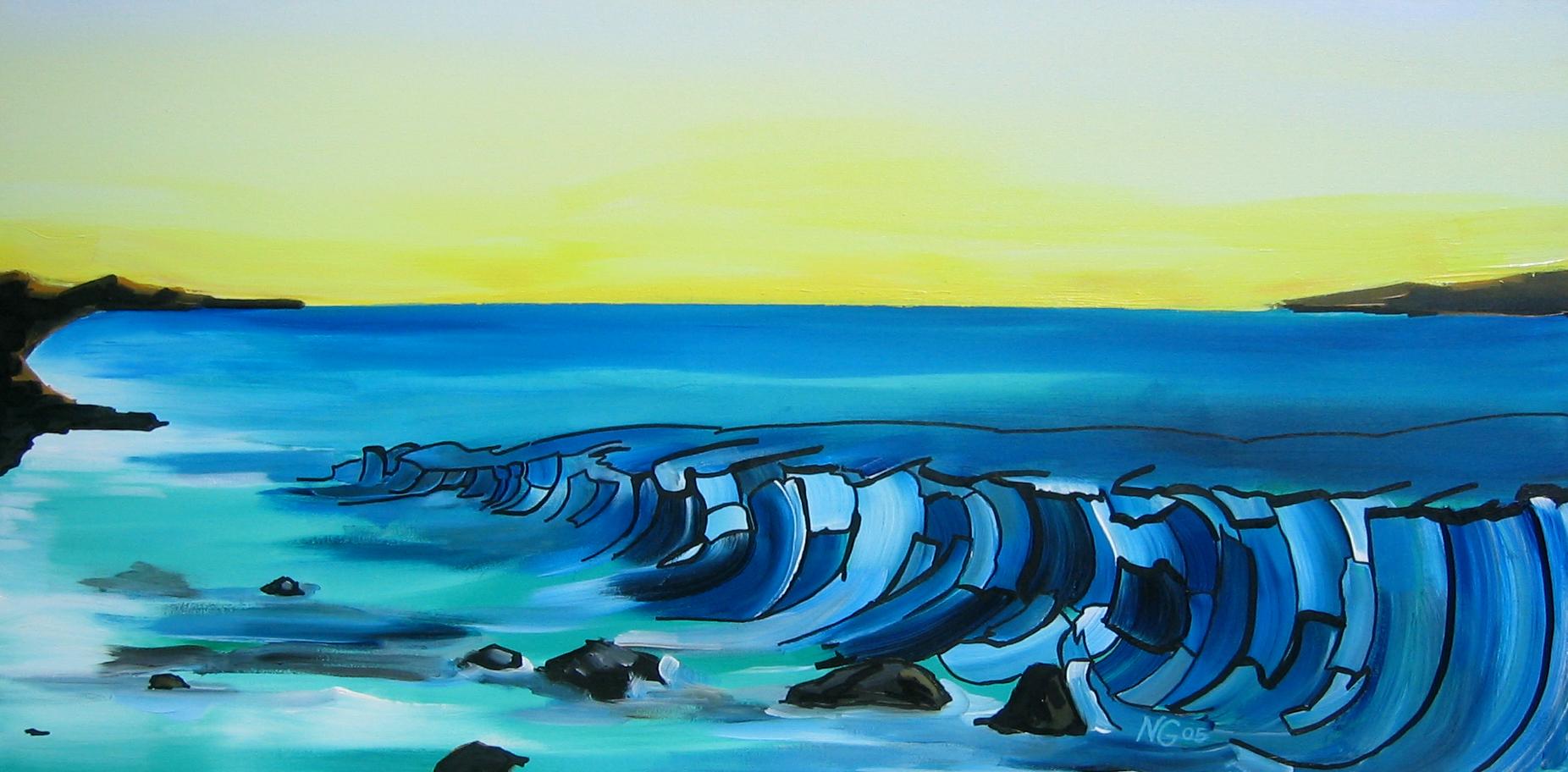 Shorebreak - Acrylic on Canvas.jpg