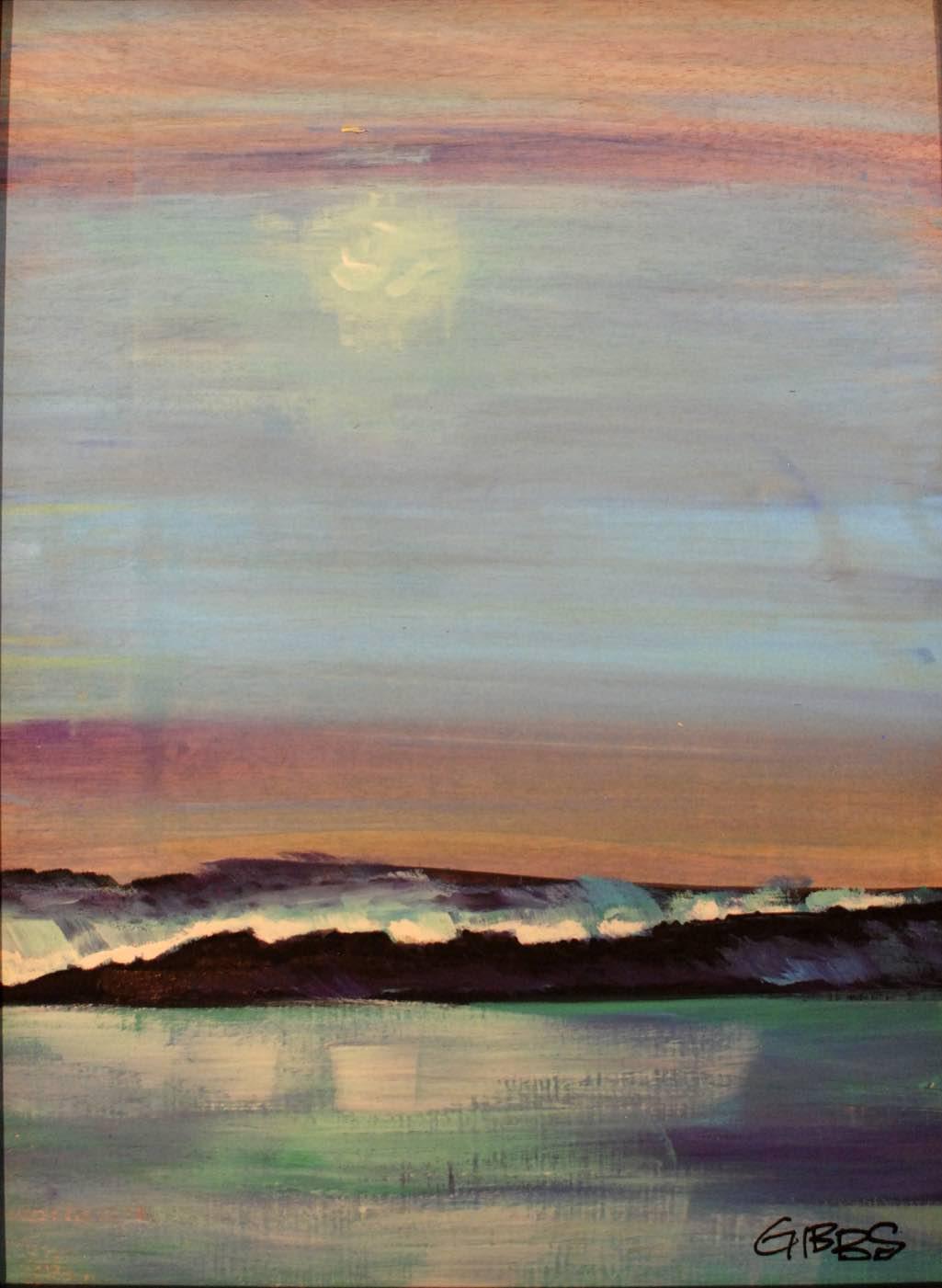 San O at Moonlight