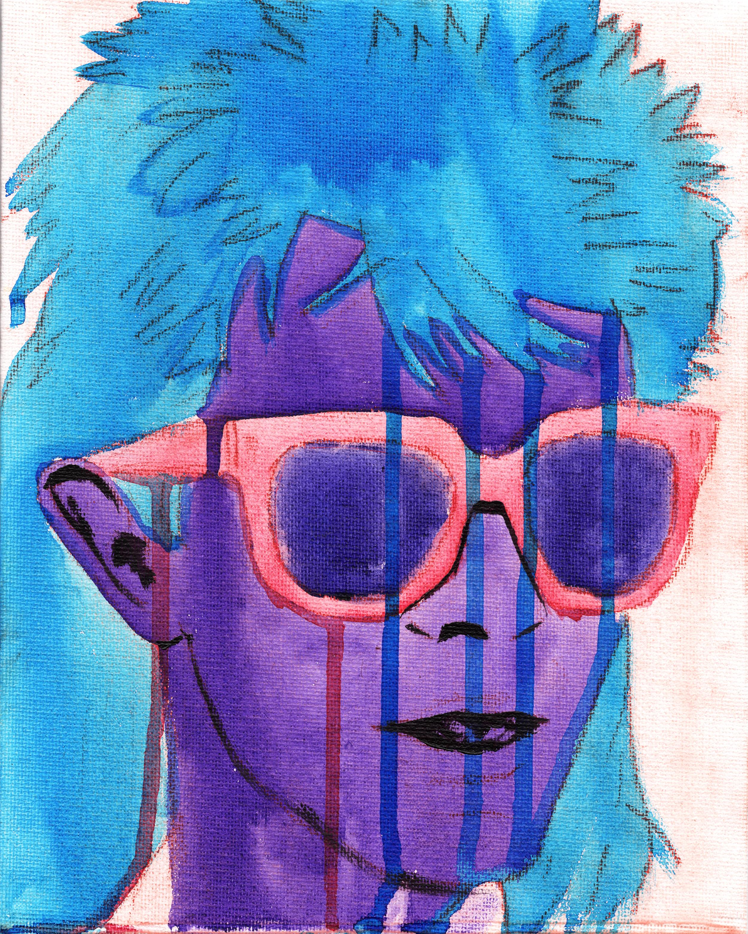 Ziggy Blue