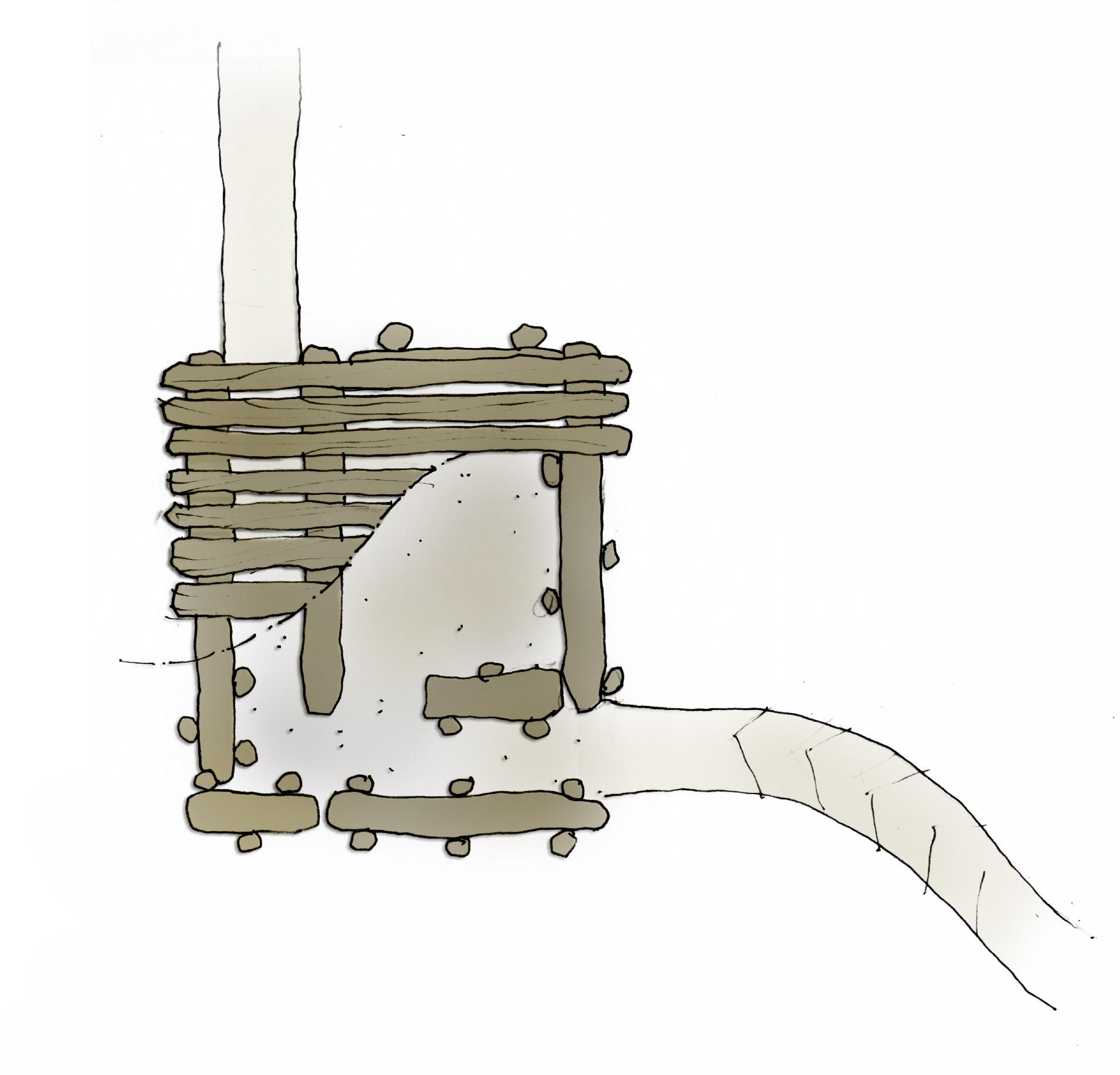 Otter Holt Sketch Plan