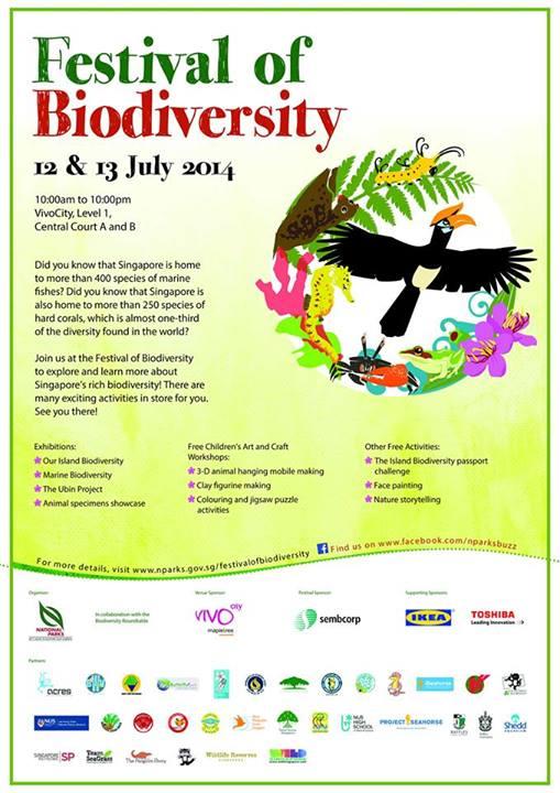 Festival of Biodiversity 2014