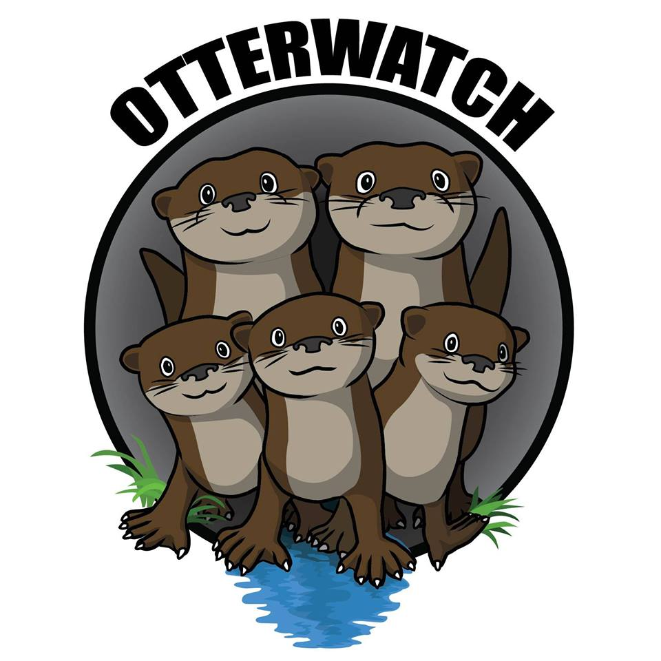 OtterWatch on Facebook - You can also see fantastic photos, and learn more about Singapore's Otters at the OtterWatch Facebook page.Click on the OtterWatch logo to go there!