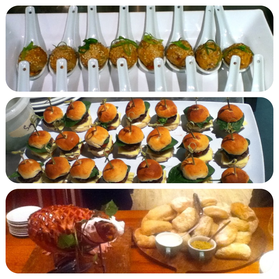 Contact us  for our catering menu