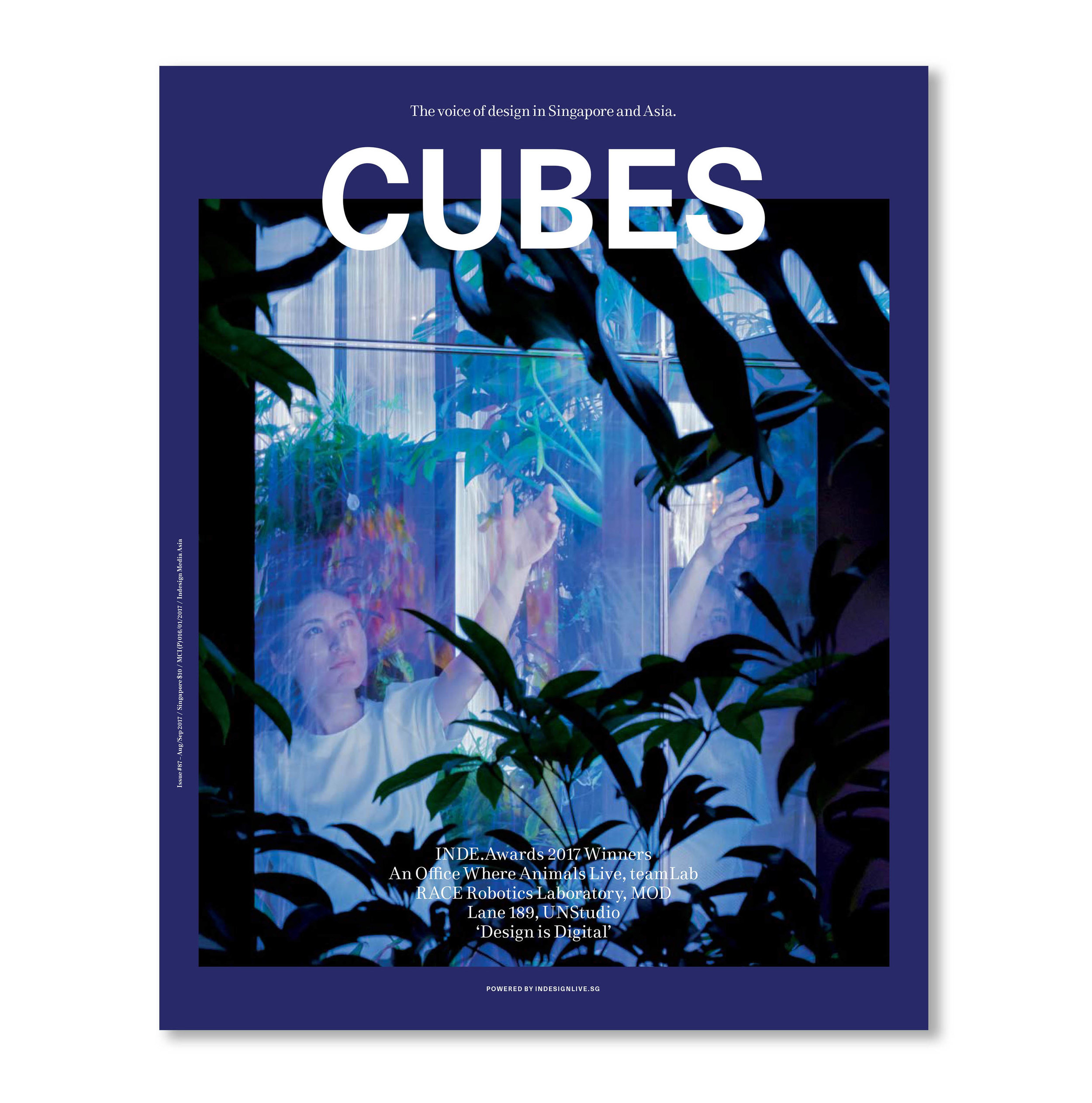 CUBES Aug/Sept issue