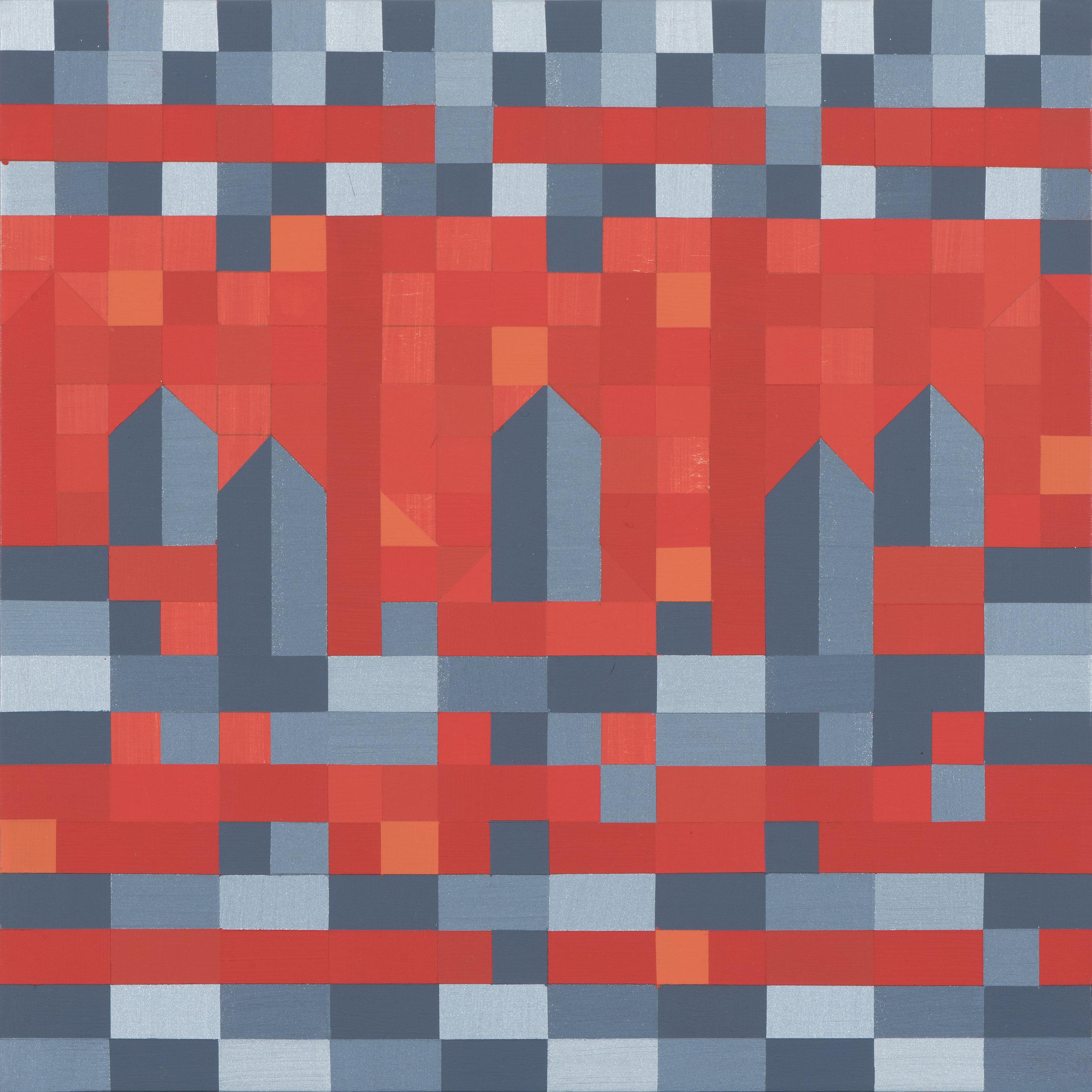Pixelate + Dissipate
