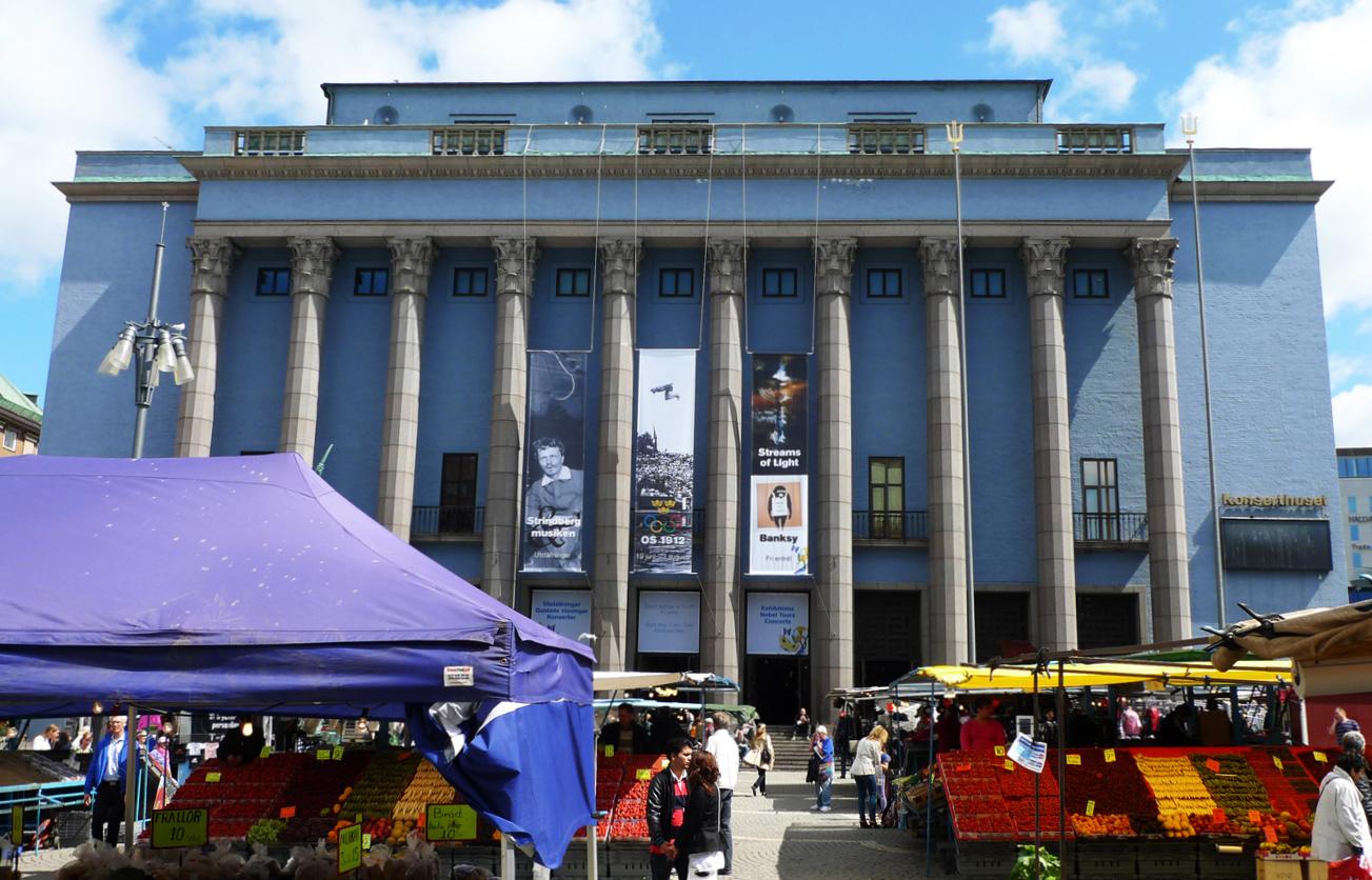 Stockholms Konserthus 2012