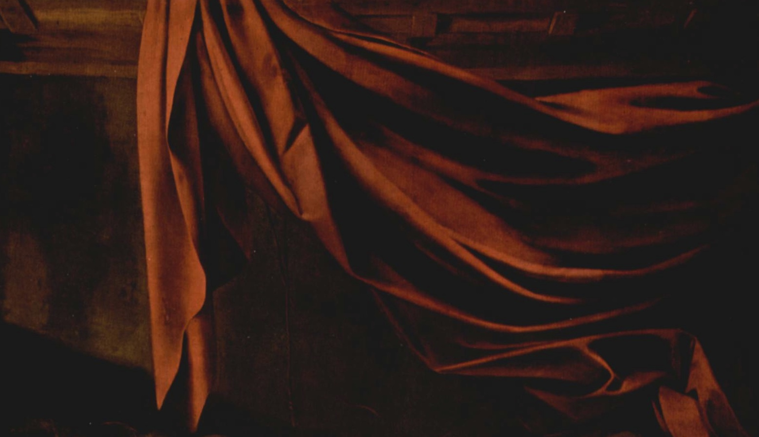 Caravaggio, Death of the Vrgin (detail).jpg