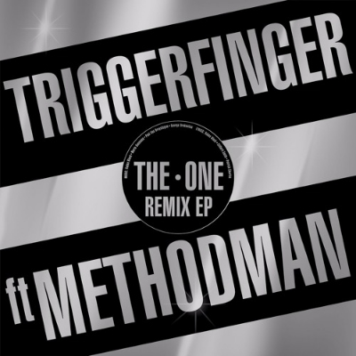 Triggerfinger / MethodMan - The One remix ep