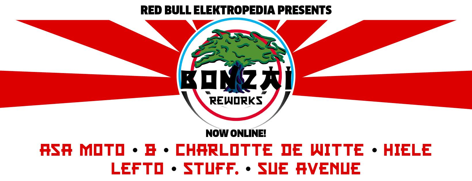 Jerboa Mastering - Red Bull Elektropedia - Bonzai Reworks