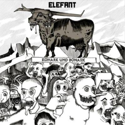 Elefant - Konark Und Bonark