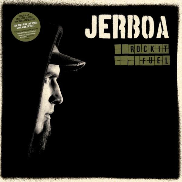 Jerboa - Rockit Fuel - remastered