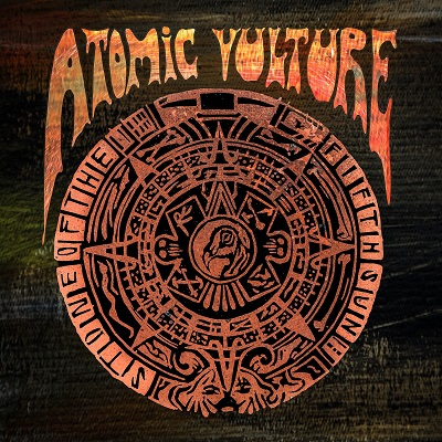 Atomic Vulture - Stone of the Fifth Sun