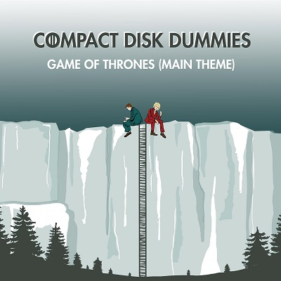 Compact Disk Dummies - Game Of Thrones