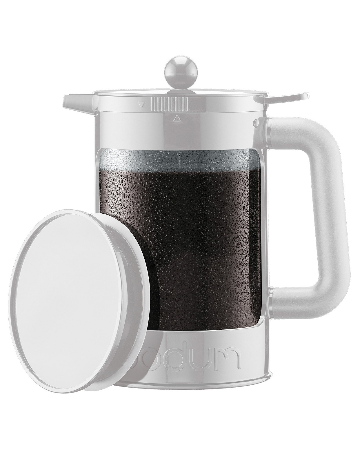 - THIS! This little contraption is AMAZING! Sorry Starbies, I'll be visiting you A LOT less. It's super easy to use and it's the best iced coffee of my life. Seriously. Oh, and it's $10!Find it here.