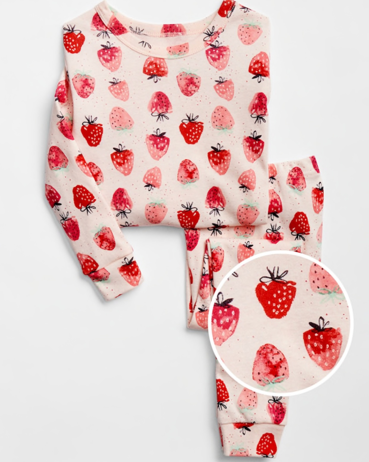 - On sale for $14! Can't resist fruit covered pj's!Find them here.