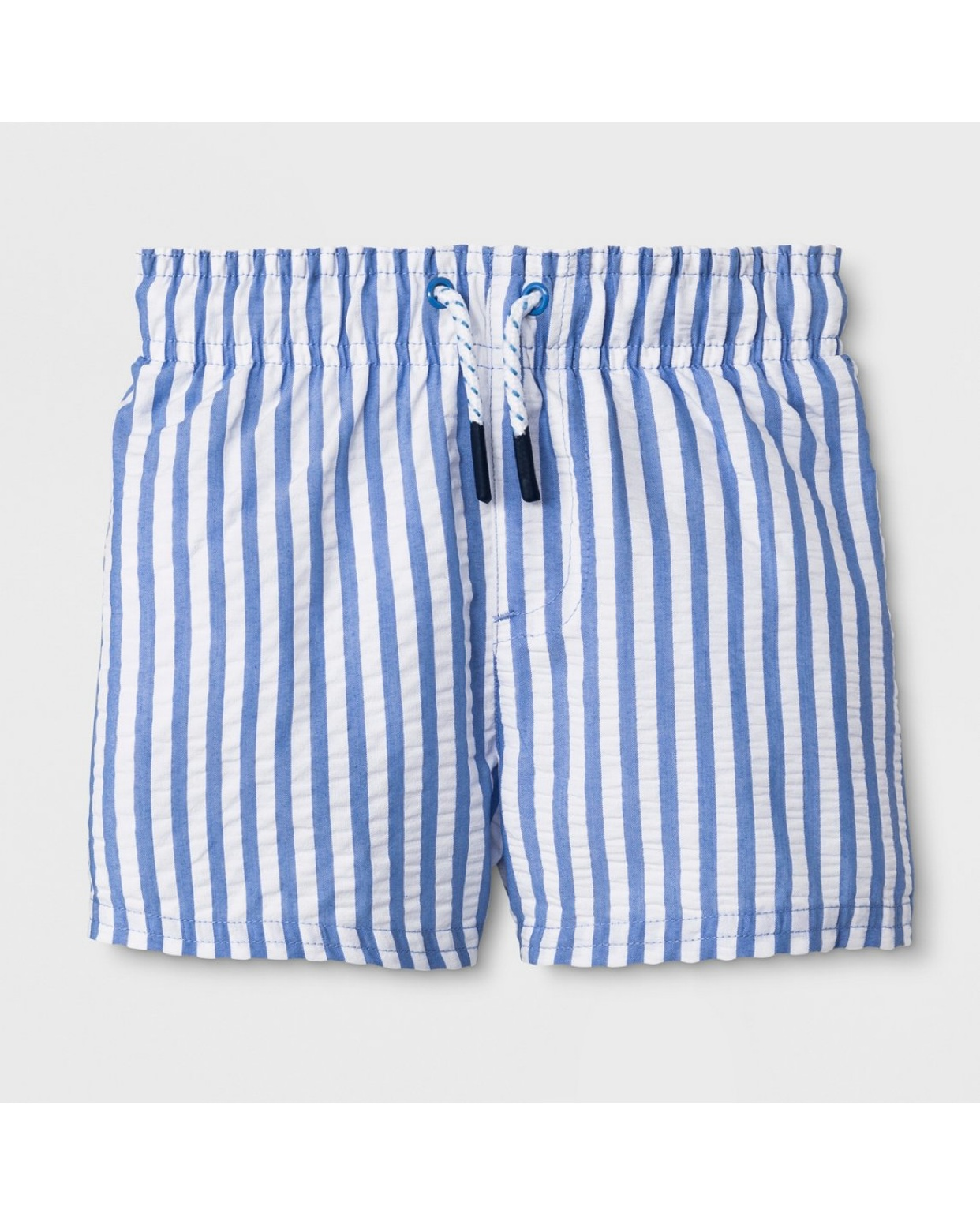 - I'm gearing up for summer with two toddlers (!) and had to scoop these up for Caleb! I'm such a sucker for preppy swim outfits!Find them here.