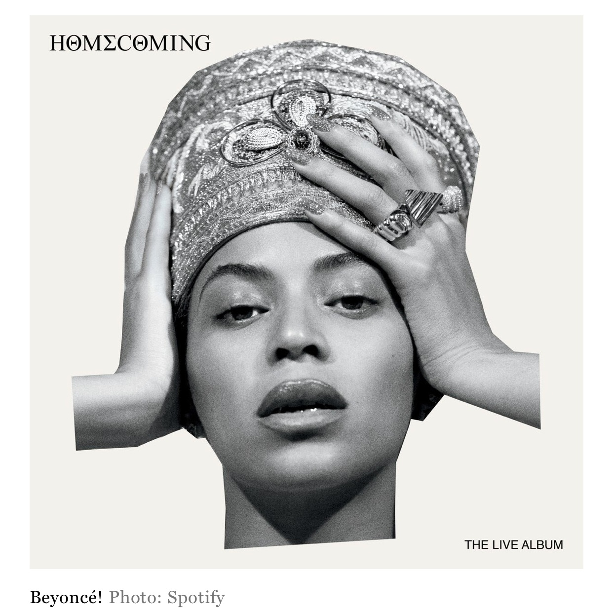 - WHAT! Beyoncé dropped a surprise live album along with her new Netflix documentary this week! The album is full of favorites with new twists. It'll be on repeat for the foreseeable future.Find it here.