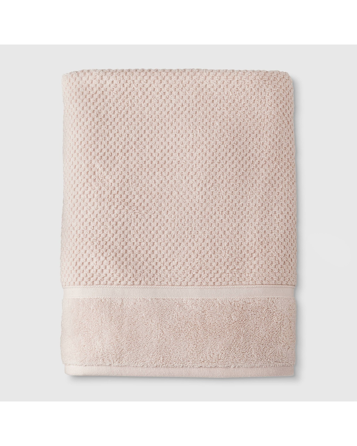 - Reaaly realy really big towels! Great quality and this blush color is a dream!Find them here.