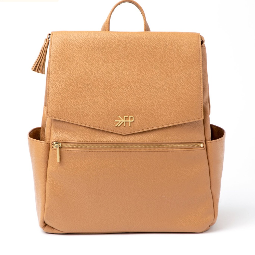 - Ok, I've been wanting to get on the backpack train for a while so I snagged this beauty last week during their anniversary sale. It's beautiful has great compartments, and I chose the color butterscotch, but there are several gorg colors!Hooray!Find it here.