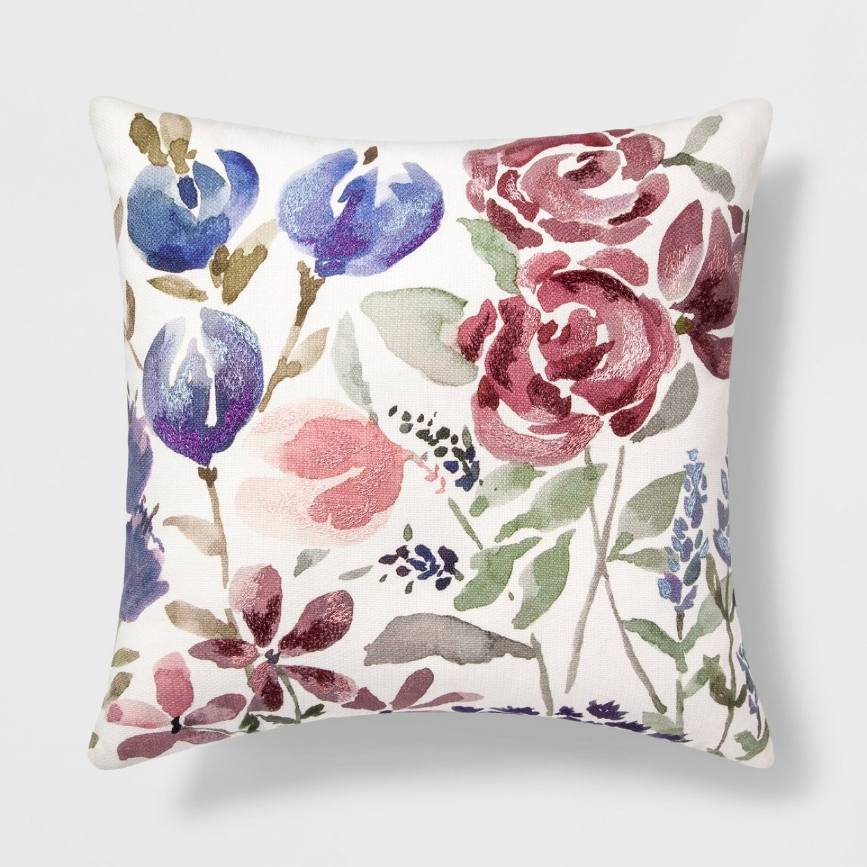 - I'll take 10 of these please! Totally swooning over this pillow! It's currently on our bed and oh so pretty. It's on sale right now too!Find it here.