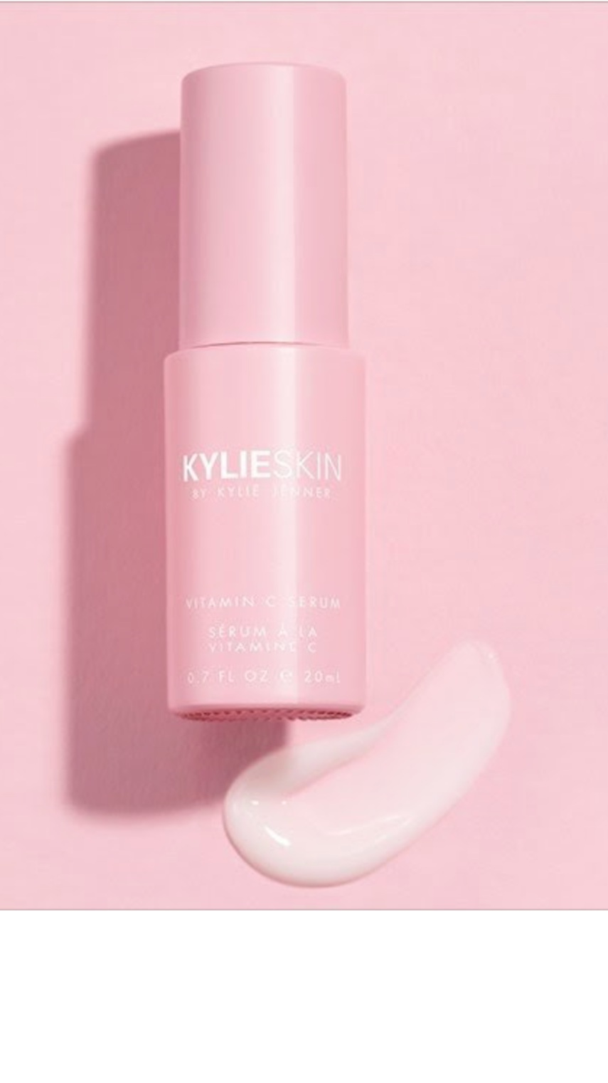 - Another Kylie product! I am really liking this serum! It's a great consistency and my skin feels great after I put in on.Find it here.