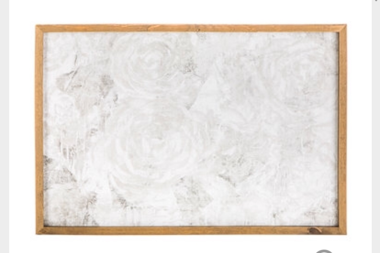 - Love this neutral piece! Snag it for 50% off (making it only $13!) at Hobby Lobby!Find it here.