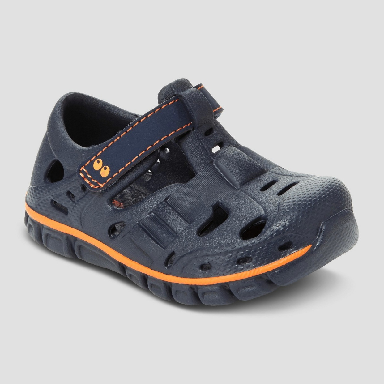 - Disclaimer- Boys shoes are so much easier than girl's shoes! Caleb is close to walking and I'm really liking these for him this summer!Find them here.