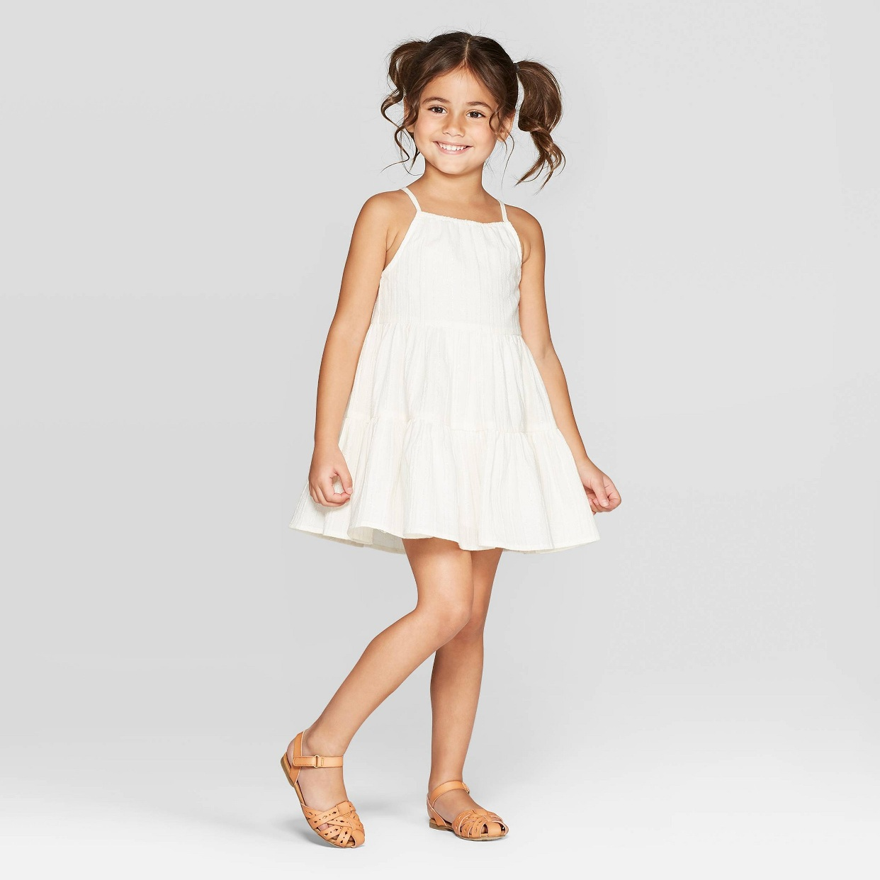 - This dress totally matches the mama version above!Find it here.