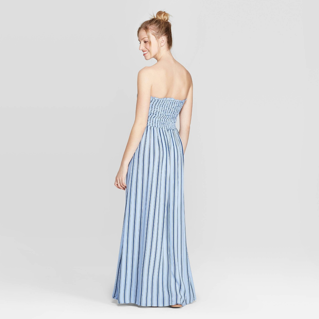 - Love everything about this dress! The material is light and airy and can be dressed up or down!Find it here.