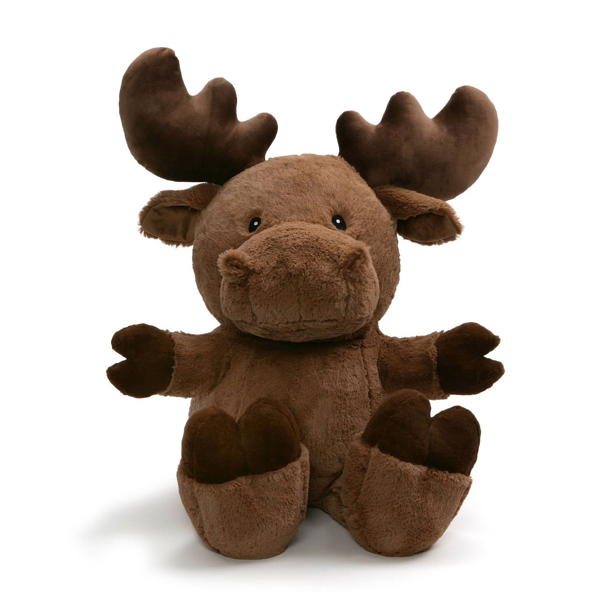 - If you follow along with me on IG stories then you'll know Caroline has been in love with this giant moose for a while now. We bought it for her birthday and she has just been carrying it around ever since. So you know I had to add it on this week's list!Find it here.