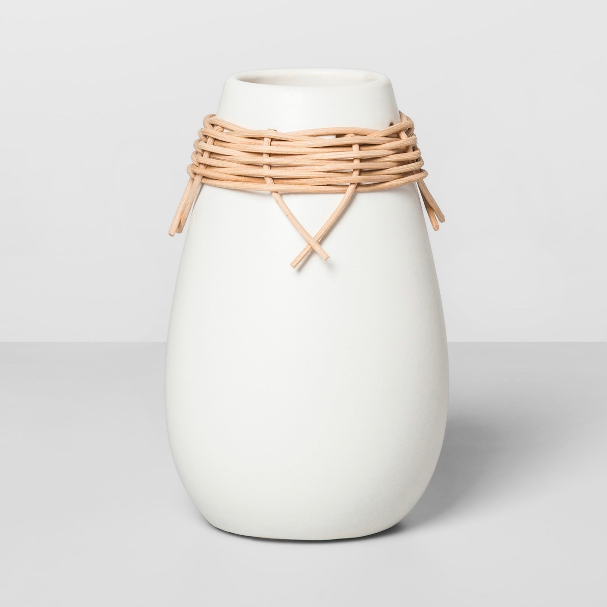 - CUTE! It comes in different sizes too! I'm really into all things rattan right now!Find it here.
