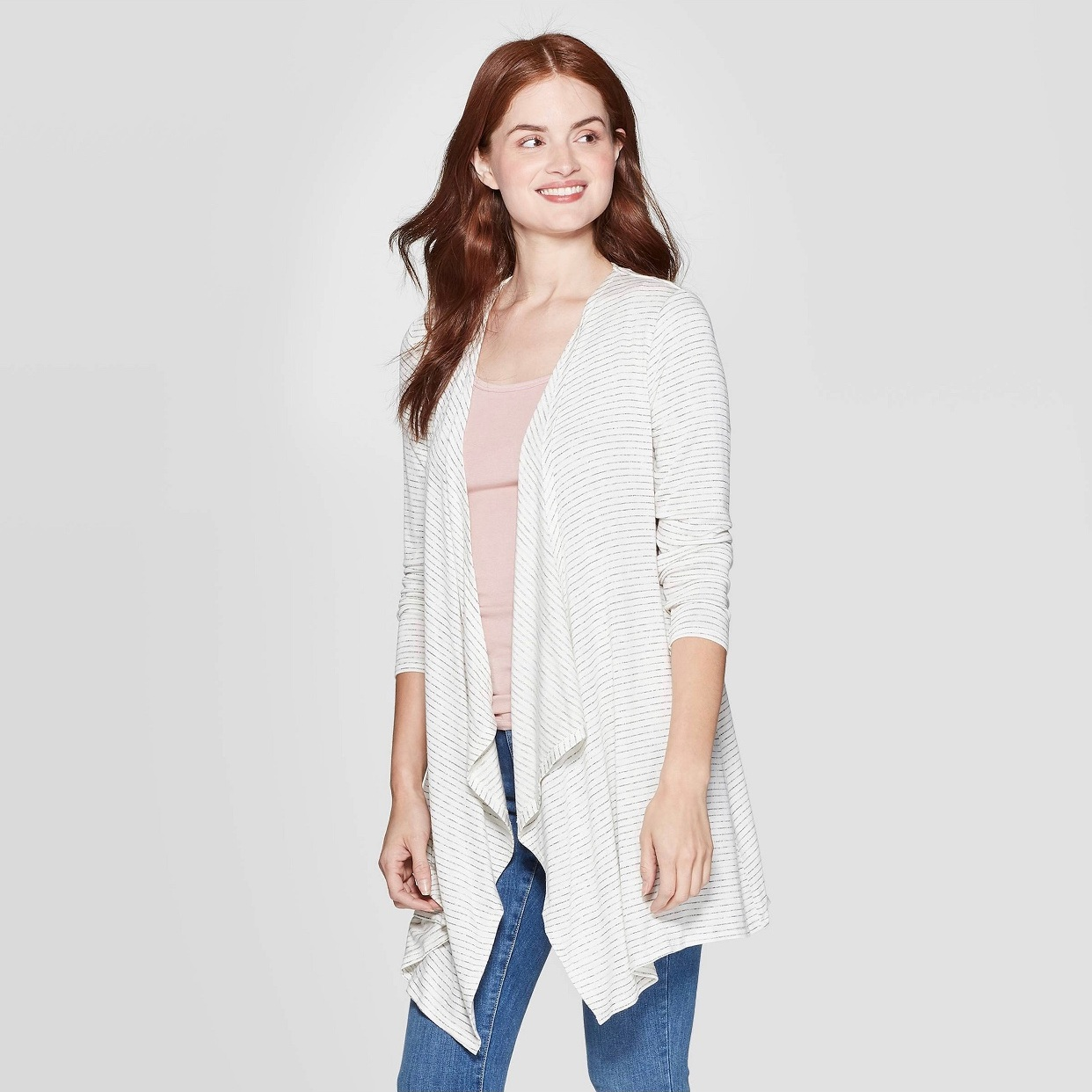 - This just ma y be the most comfortable cardigan I've ever worn. It's light and I love the length!Find it here.