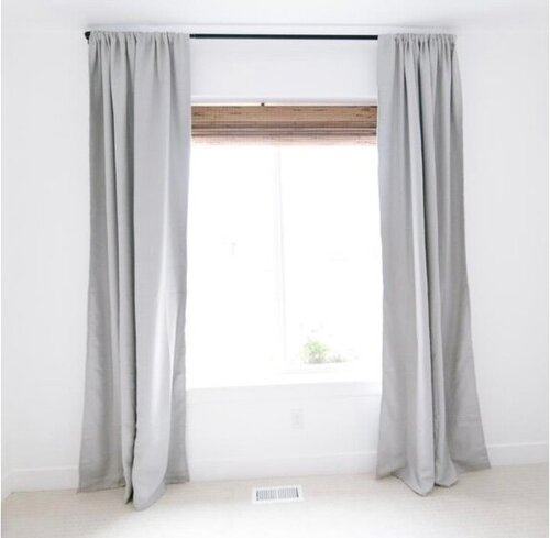 - Loomwell just launched curtains! They are mostly solid colors and are seriously beautiful!Find them here.