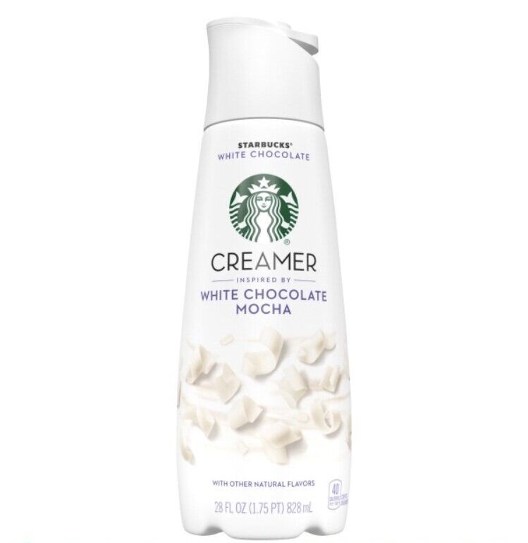 - My new favorite creamer! Almost as good as the real thing, but I don't have to drive anywhere.Find it here.