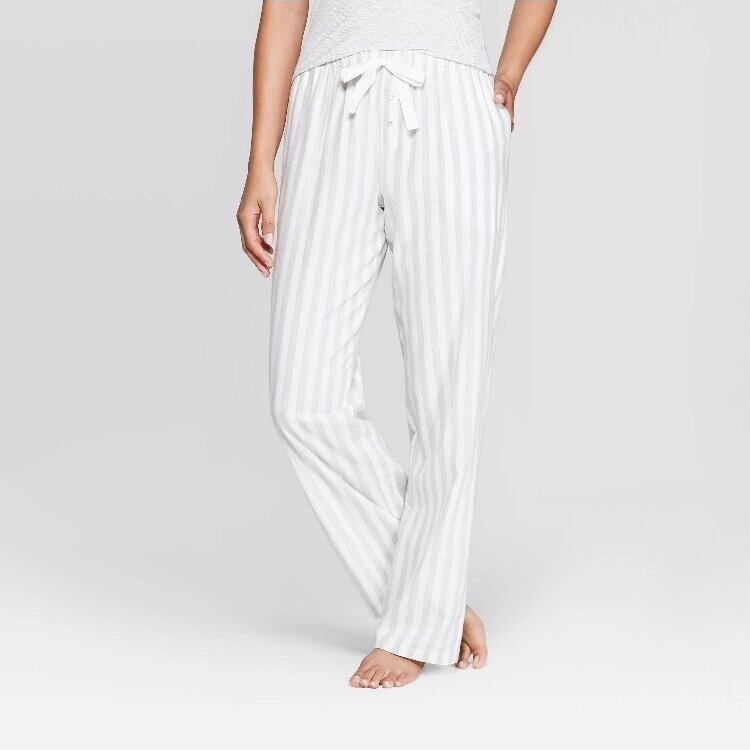 - I'm a sucker for a good pair of pajama pants. These are perfect for lazy fall weekends.Find them here.