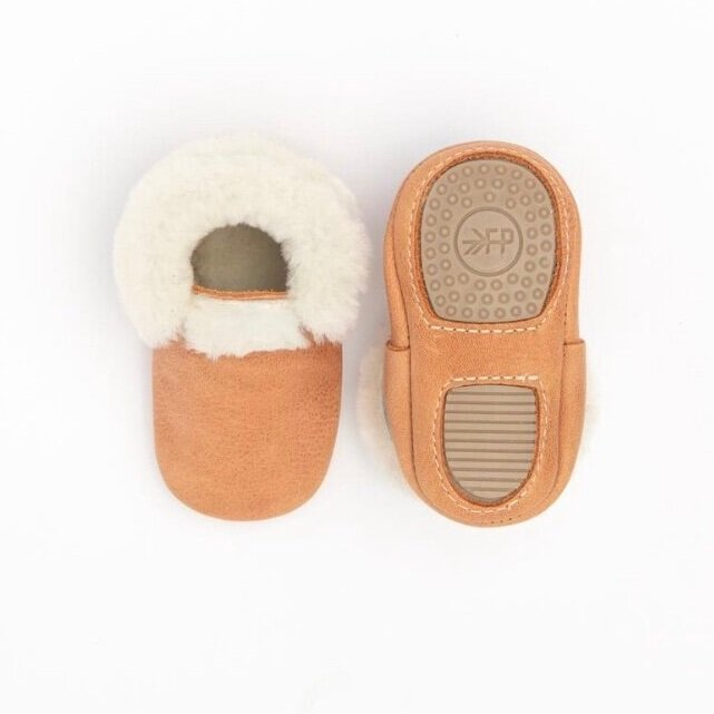 - Caroline wore these all last fall and winter and I just got her the bigger size for this year! Everytime I think we've moved on from Freshly Picked, I go right back to them. These are the cutest.Find them here.