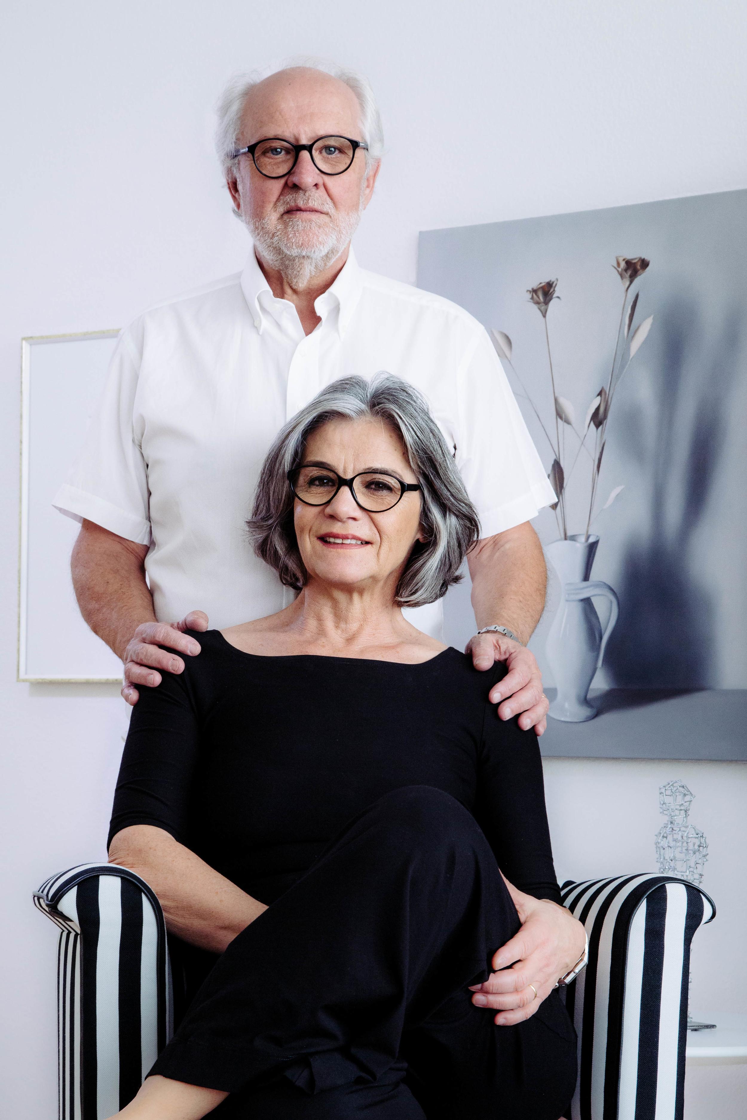 Monika Huber & Kurt Blaser © gabrielhuber.ch