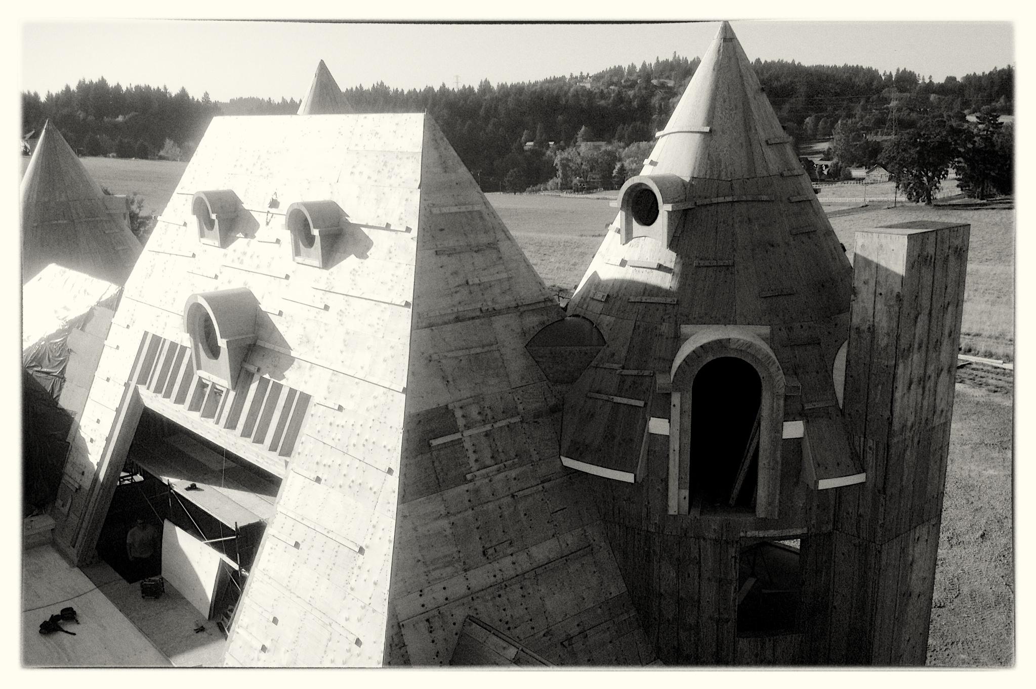 Complex Hand Cut Roof System - West Linn
