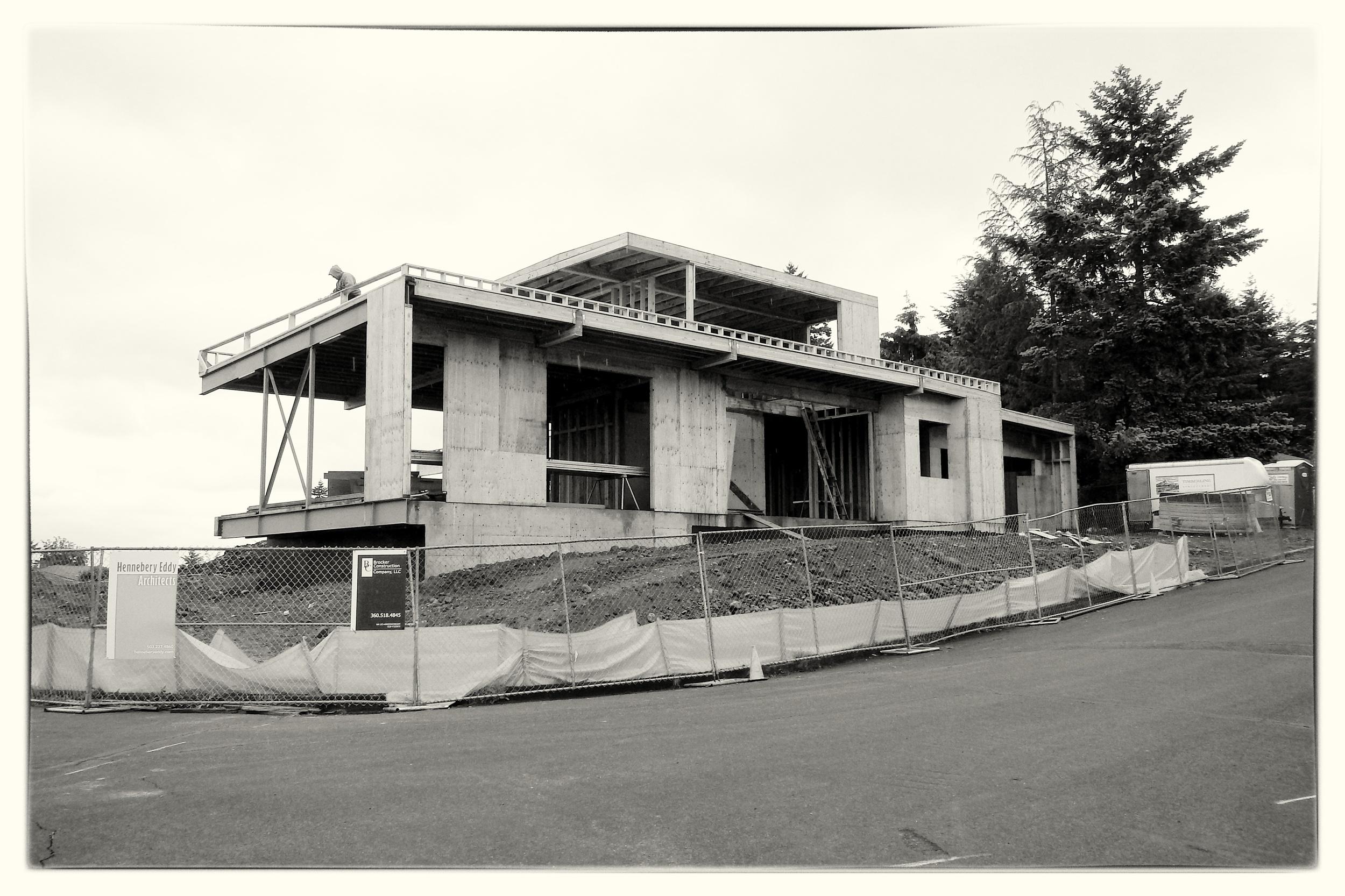 Contemporary Architect Show Home - Portland