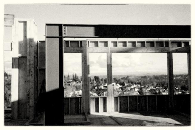 Heavy Steel Moment Frame - West Linn