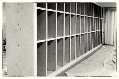Built-in Custom Cabinet Wall - Portland