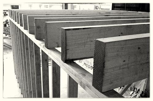 Framing Floor Joists in Commercial Building - Portland