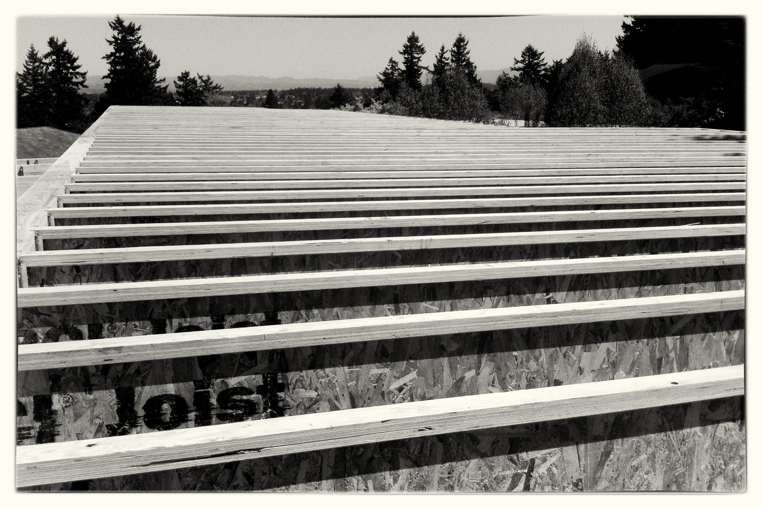 I-Joist Floor - Oregon City