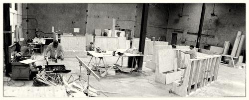 On Site Finish Carpentry Shop - Beaverton