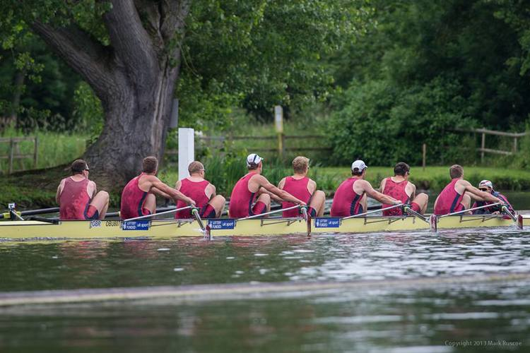 Oxford Brookes Temple Challenge Cup 2014 Training at Cholsey