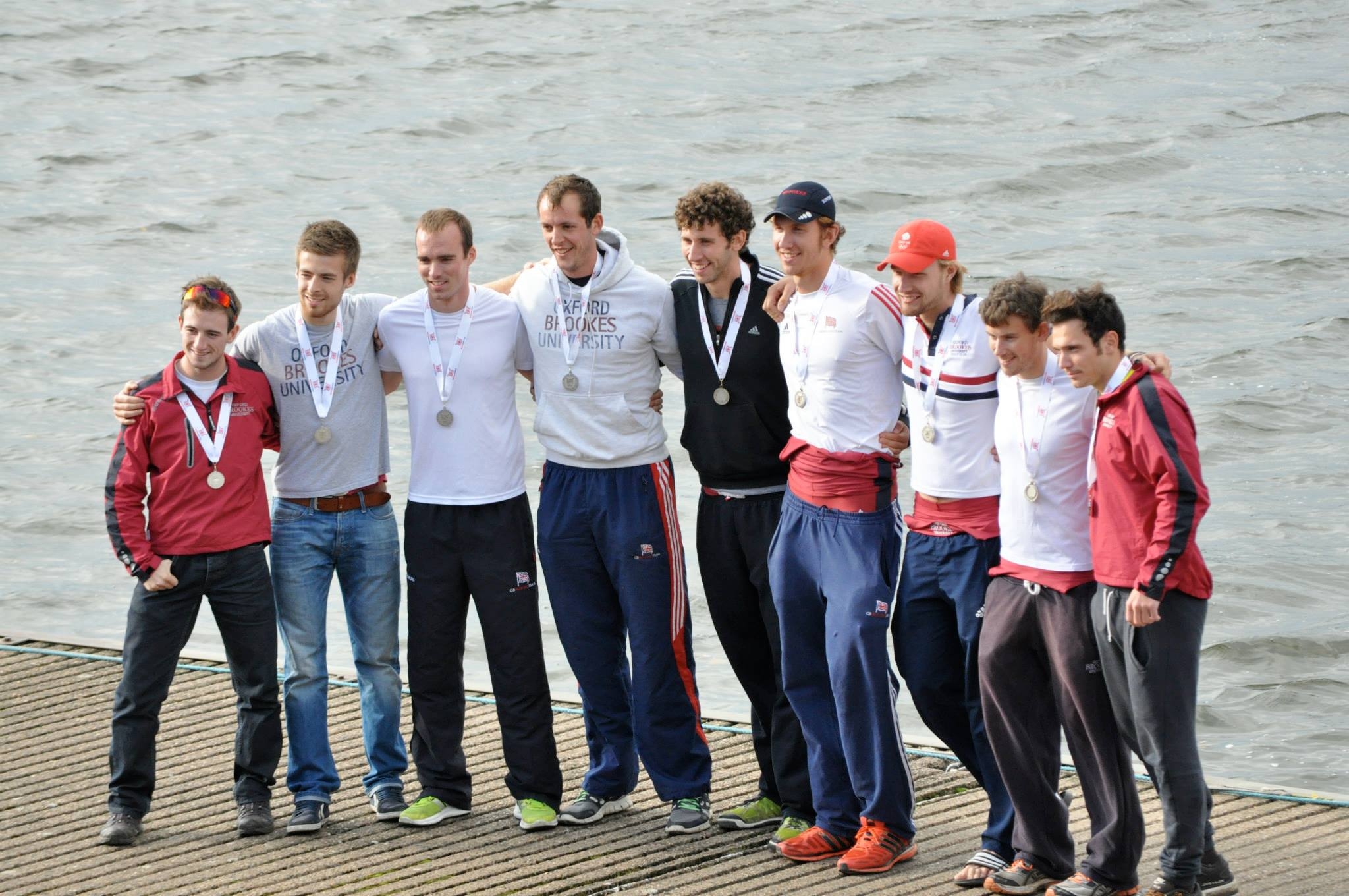 Brit Champs 1st 8+ Silver Medals.jpg