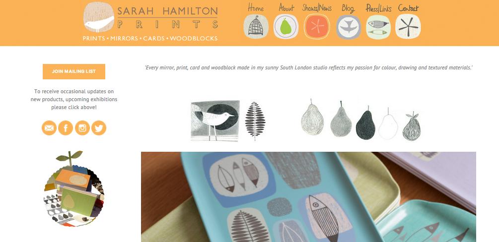 Sarah Hamilton Prints