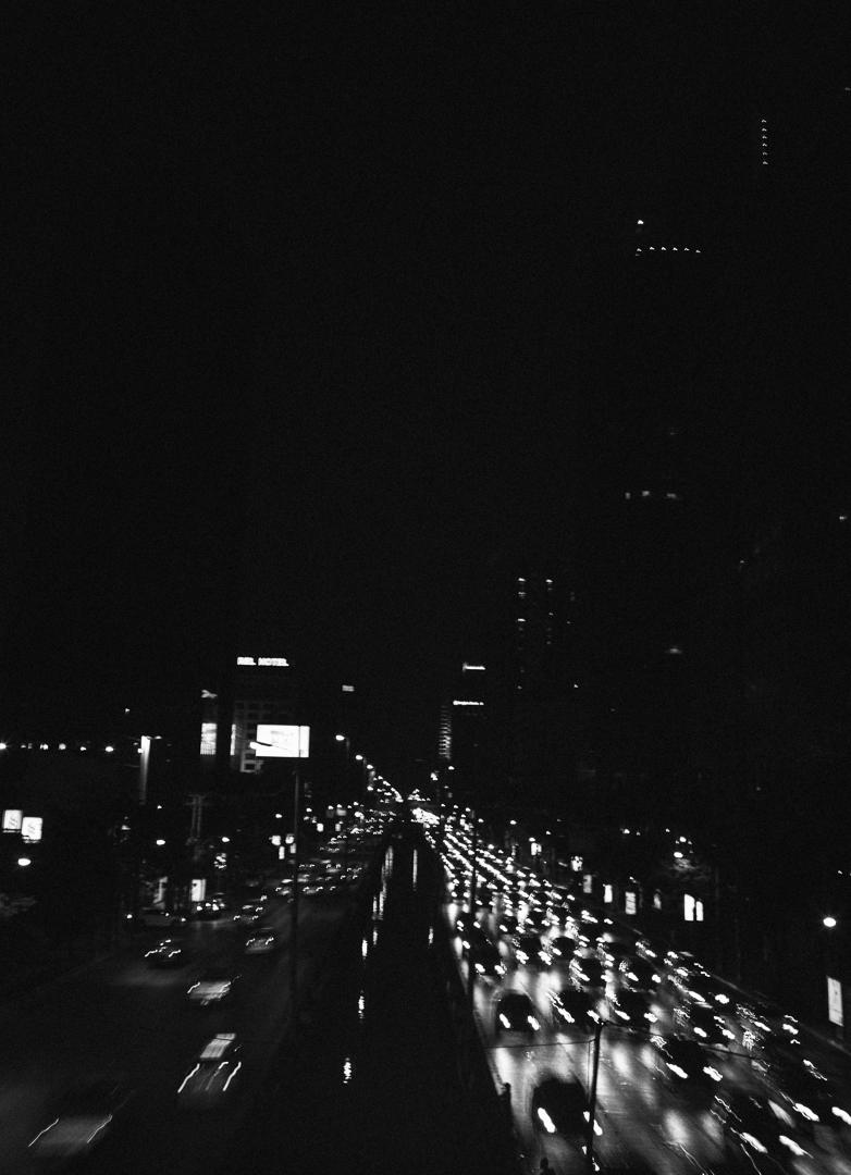 Bangkok fireflies